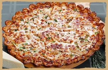 Picture of BBQ Chicken Pizza
